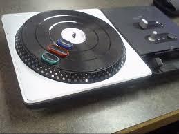 NINTENDO Video Game Accessory DJ HERO TURNTABLE