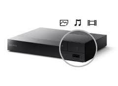 SONY DVD Player BDP-S3700