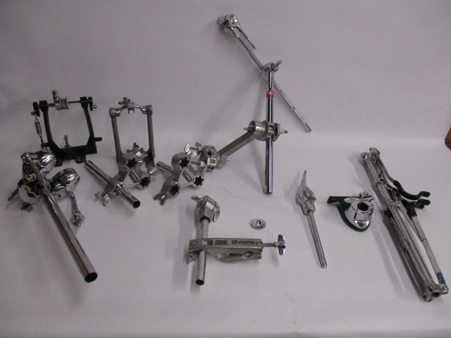 LOT OF MISC DRUM PARTS - PDP TAMA YAMAHA WFL PEARL GIBRALTAR