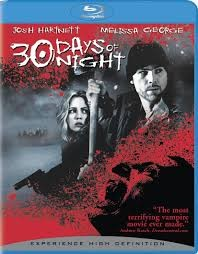 BLU-RAY MOVIE Blu-Ray 30 DAYS OF NIGHT