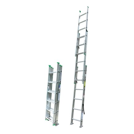 WERNER LADDER Ladder 16' EXTENSION LADDER