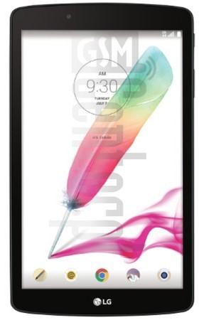 LG Tablet UK495