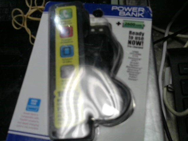 DRIVERS EDGE Cell Phone Accessory POWER BANK