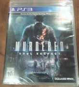 SONY Sony PlayStation 3 Game MURDERED: SOUL SUSPECT PS3