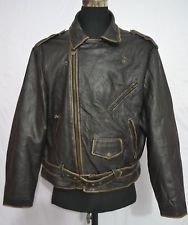 CITY STREETS Coat/Jacket M LEATHER JACKET