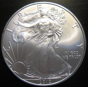 UNITED STATES Silver Coin LIBERTY SILVER DOLLAR