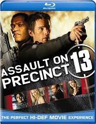BLU-RAY MOVIE Blu-Ray ASSAULT ON PRECINCT 13