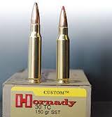 HORNADY Ammunition 30 T/C