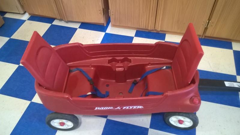 RADIO FLYER Toy Vehicle PATHFINDER