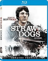 BLU-RAY MOVIE STRAW DOGS