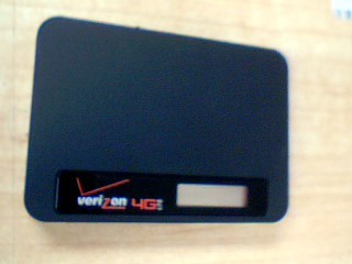 VERIZON 4G LTE MHS800L