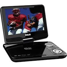 RCA Portable DVD Player DPDM90R