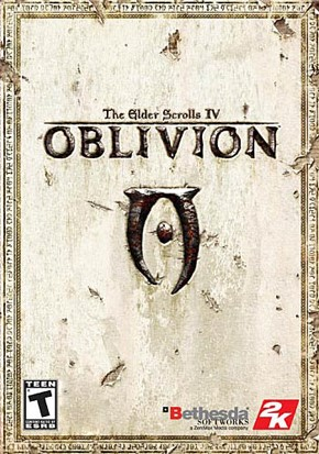 SONY Sony PlayStation 3 Game THE ELDER SCROLLS IV - OBLIVION