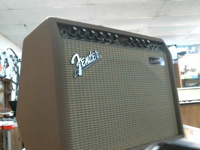 FENDER Acoustic Guitar Amp ACCOUSTASONIC 30
