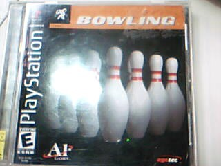 SONY Sony PlayStation Game BOWLING