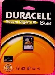 DURACELL DU-SD-8192-C   -8GB-