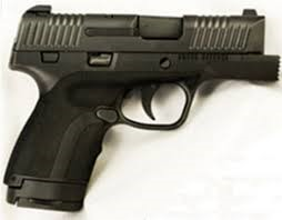 Honor Defense Model HG9SCF 9mm Semi Auto Pistol