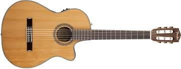 FENDER Electric-Acoustic Guitar CN240SCE
