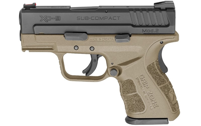 SPRINGFIELD ARMORY Pistol XD 9MM MOD.2