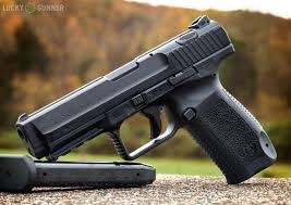 CENTURY INTERNATIONAL ARMS Pistol CANIK TP9SF