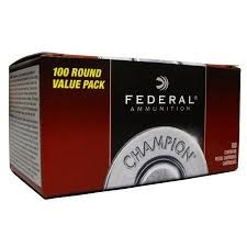 FEDERAL AMMUNITION Ammunition 22, 380, 9MM 45LC