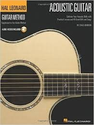 HAL LEONARD Non-Fiction Book ACOUSTIC GUITAR METHOD (BOOK W/CD)