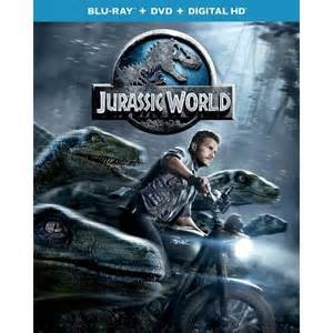 BLU-RAY MOVIE Blu-Ray JURASSIC WORLD