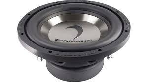 DIAMOND AUDIO TECHNOLOGY Car Speakers/Speaker System D1 10D2.2