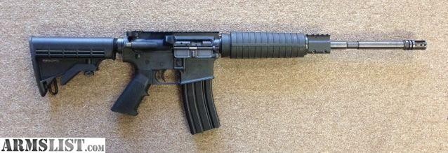 ATI FIREARMS Rifle ATI-15