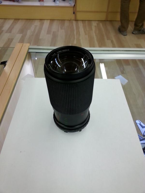 GEMINI Lens/Filter F=80-205MM