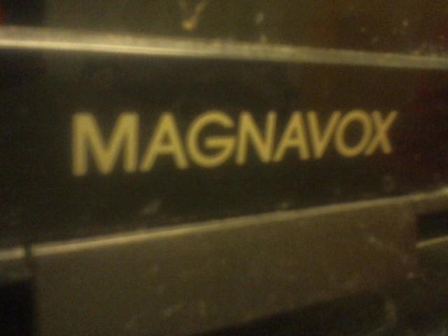 MAGNAVOX Flat Panel Television 46ME313V/F7