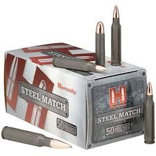 HORNADY Ammunition .223 STELL MATCH 50CT 55GR