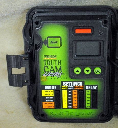 PRIMOS HUNTIING Hunting Gear TRUTH CAM ULTRA CR 63034