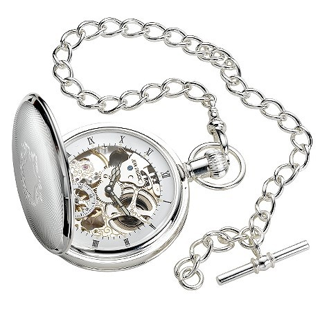 REVUE WATCH Pocket Watch INCABLOC