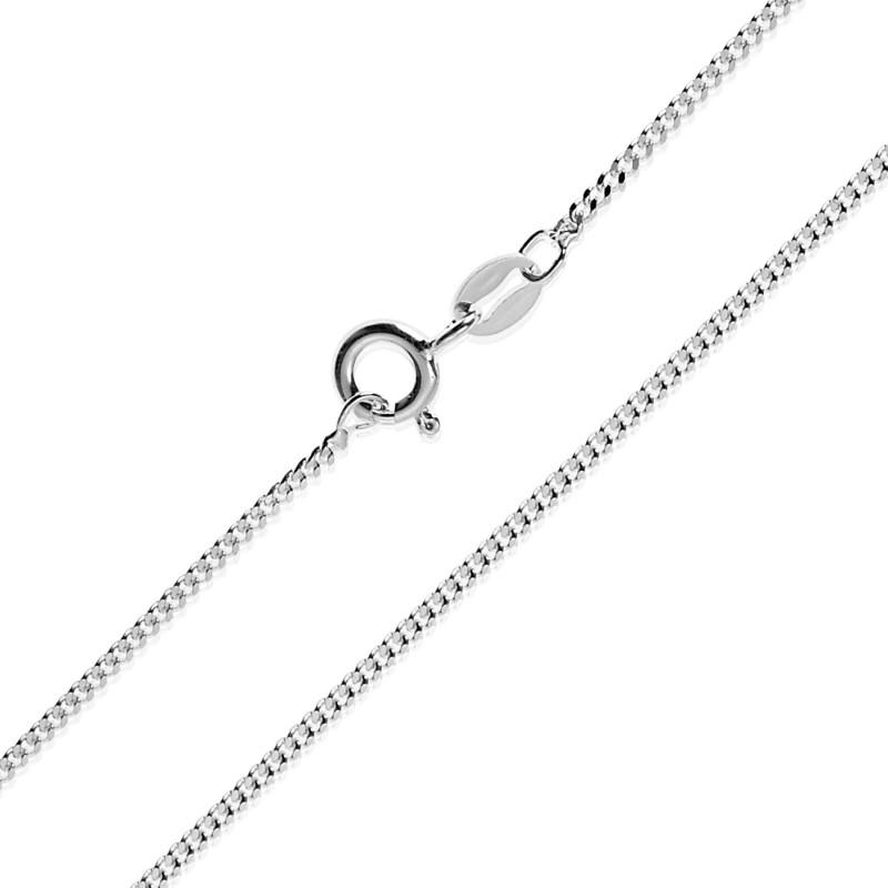 """18"""" Silver Fine Chain 925 Silver 1.4g"""