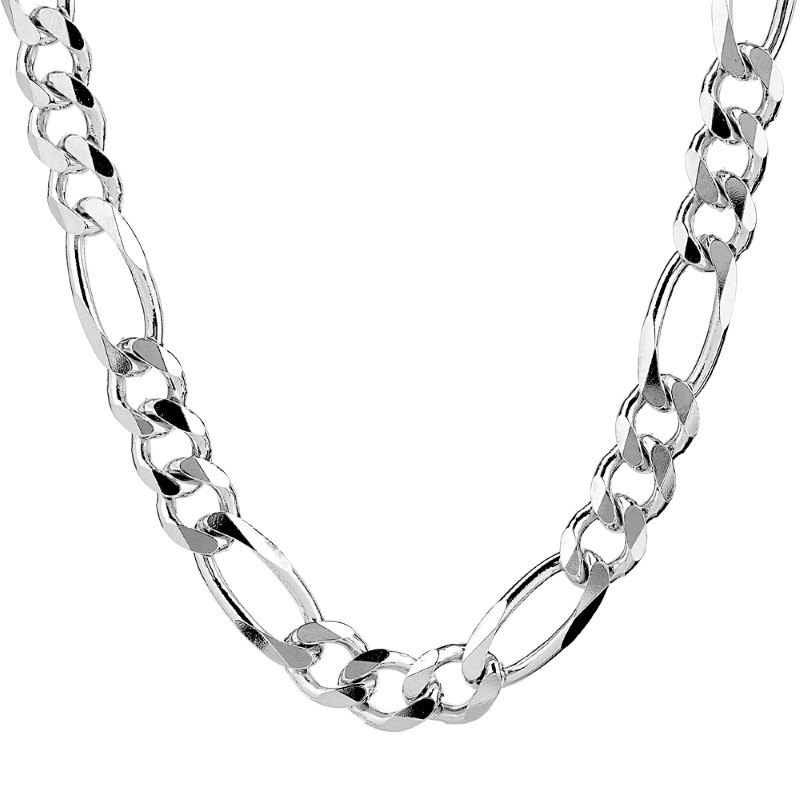 """18"""" Silver Link Chain 925 Silver 75g"""