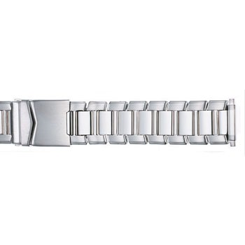 HADLEY ROMA Watch Band MS858 19R BRN