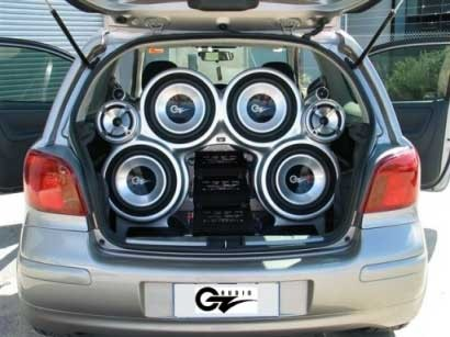 USA-SPEC Car Audio SCD-B2I