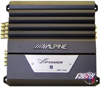 PIONEER ELECTRONICS Car Amplifier 6M-7300M