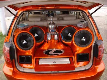 ALPINE Car Speakers/Speaker System