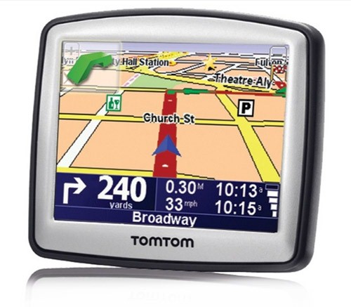 GPS System PDR150
