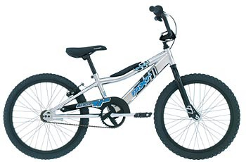 THRUSTER Children's Bicycle FREESTYLE BOYS BIKE