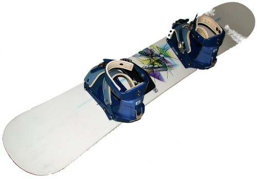BURTON Snowboard SNOWBOARD WITH BINDINGS