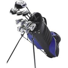 MACGREGOR Golf Club Set GOLDEN BEAR POWERCURVE