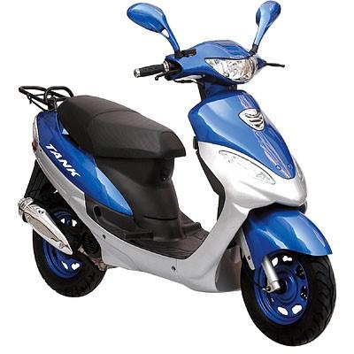 YAMAHA Moped/Scooter ZUMA 50F