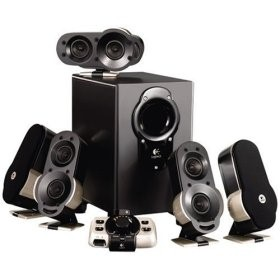 KENWOOD Surround Sound Speakers & System VR-616
