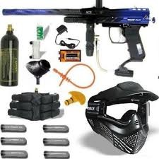 GRYPHON Paintball RED GUN