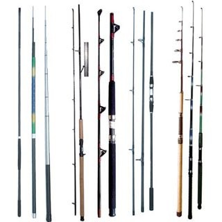 ZEBCO Fishing Pole RT SERIES FISHING POLES