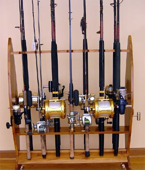 LEWS Fishing Rod & Reel M5B