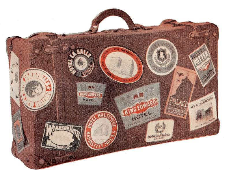WOLF DESIGNS Luggage 329977 CAROLINE